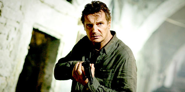 "Liam Neeson returns as Brian Mills, the ex-CIA operative with particular set of skills in ""Taken 2."""