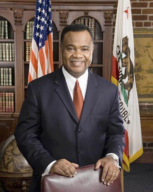 Jerome E. Horton, chairman of the state's tax collection agency, the Board of Equalization.