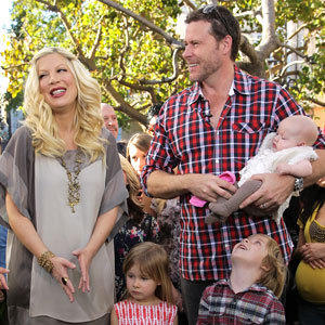 Tori Spelling and Dean McDermott Welcome a Baby Boy¿What's His Name?