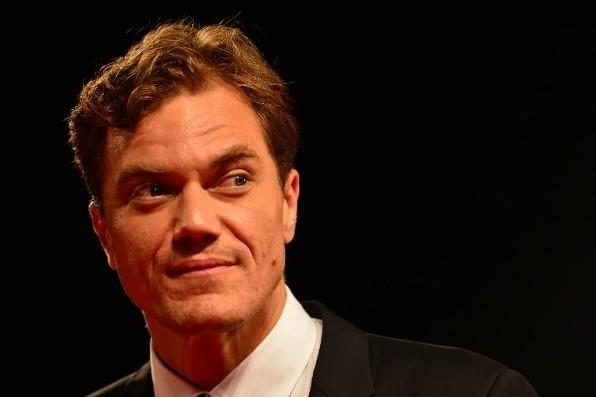 "Michael Shannon arrives for the screening of ""The Iceman"" at the 69th Venice Film Festival August 30, 2012 at Venice Lido."