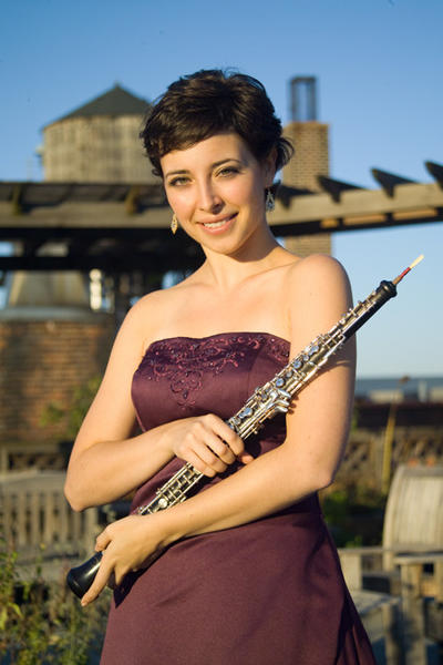 Sarah Lewis, a graduate of Petoskey High School, was recently selected for a full-time oboe position with the Toronto Symphony Orchestra.