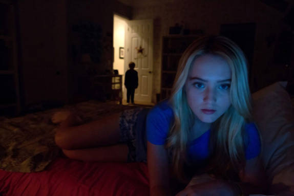 "The trailer claims that all the activity has led to this. Considering that ""Paranormal Activity 3"" was the franchise's best, these horror flicks are moving in the right direction. Glad to have ""PA3"" directors Henry Joost and Ariel Schulman back."