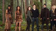 Nov. 16: 'The Twilight Saga: Breaking Dawn--Part 2'