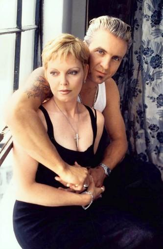 Pat Benatar and Neil Giraldo.