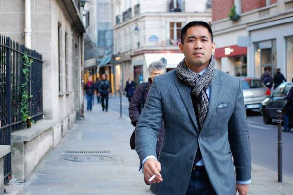 Santos Uy arrived in Paris with no reservations and no plans and managed to talk his way into booked-up bistros.