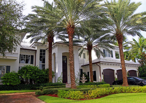 The Aguiar family home is on the market.