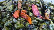 Where to find roasted chiles