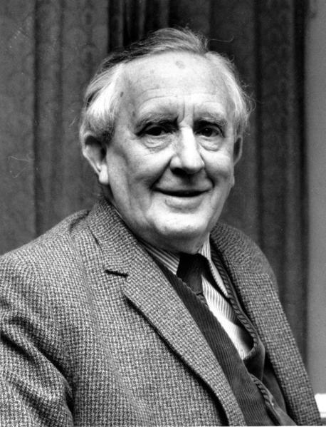 "John Ronald Reuel Tolkien, a.k.a. J.R.R. Tolkien, died. The name might not be familiar to everyone, but his books--which have been turned into successful movies--are. He wrote ""The Lord of the Rings"" trilogy and ""The Hobbit."" He was 81 when he died."