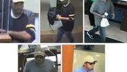 Cops: Man robs Mag Mile bank, 4th in month