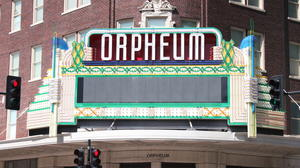 Orpheum Theatre announces first performance for its 2013 season