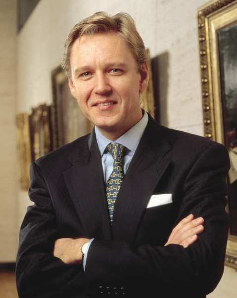 Timothy Potts, the new head of the Getty Museum, is scheduled to join other museum leaders for a downtown panel Friday.