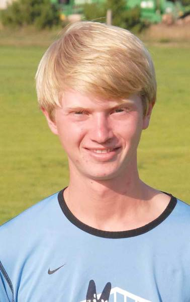 Senior goalkeeper Drew Smith notched Thursday in Petoskey's 3-0 Big North Conference win at Cadillac.
