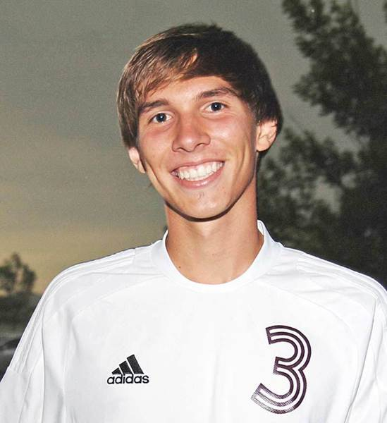 Nick Snabes had a hat trick Thursday, leading the Charlevoix High School boys soccer team to a 4-2 win over Harbor Light Christian.
