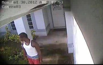 Broward Sheriffs detectives are searching for three burglars who stole an AK-47 assault rifle