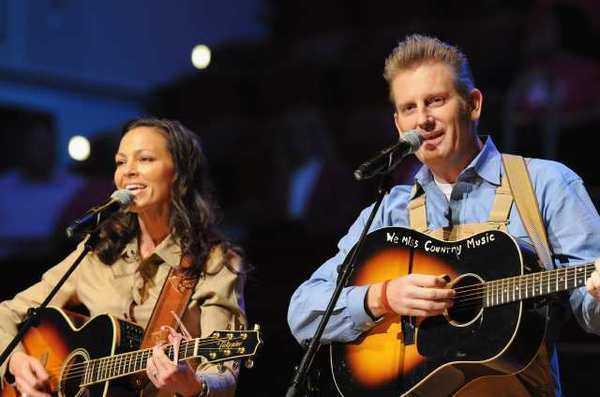 "Country duo Joey   Rory's third album is ""His and Hers."""