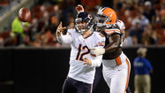 McCown just doesn't fit on Bears roster