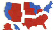State Republican Party Chairman Jerry Labriola is doubtless too optimistic in trying to persuade national party officials that Connecticut will be a battleground state between Barack Obama and Mitt Romney in November — that the Electoral College math could have a nutmeg factor — and that they should invest heavily in campaign infrastructure here.