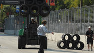 Grand Prix of Baltimore track gets re-worked after cars go airborne