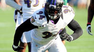 The Ravens made a series of roster moves to get their roster down to the limit of 53 players by the NFL deadline Friday night, and once the dust settled, linebacker Sergio Kindle still had a job with the defending AFC North champions.