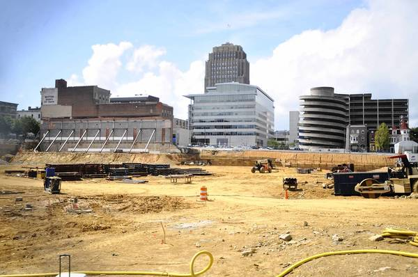 lan Jennings is proposing a plan that would take some of the wealth created by the arena zone and sprinkle it in struggling downtown neighborhoods.