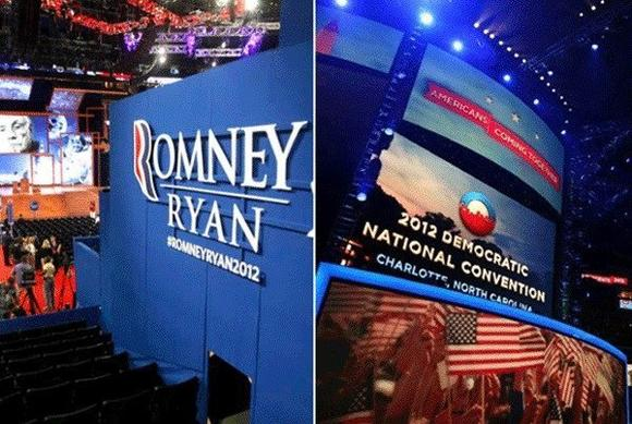 The national conventions