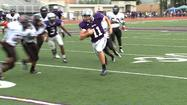 INDIANAPOLIS - Despite not winning a game so far in 2012, North Central played toe-to-toe with undefeated Ben Davis for 48 minutes on Friday.