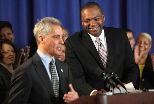 Mayor Rahm Emanuel is famous for saying that a crisis is a terrible thing to waste. And he won't waste this one, either. He will get rid of Jean-Claude Brizard, right. But it will be done on the Rahmfather's timetable, and only after he's used him for whatever utility value remains.