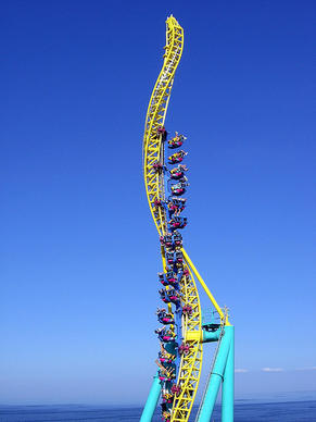Cedar Point, Sandusky, Ohio