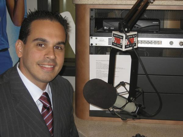 Jorge Sedano will anchor WQAM's 3 to 7 p.m. show.