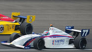 Battle between teammates intensifies in Firestone Indy Lights Series