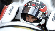 Defending champion Will Power takes pole for Grand Prix of Baltimore