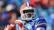 Brissett starts at QB for the Gators, Driskel also plays QB in first quarter