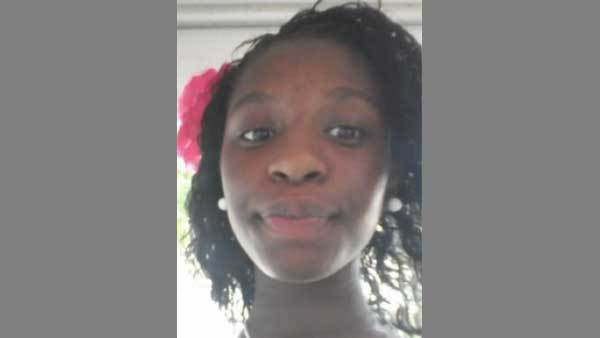Missing girl Kaliyah Stamps