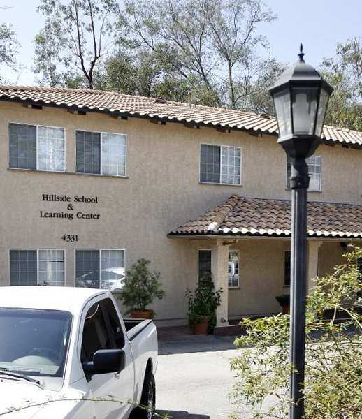 Hillside School and Learning Center in La Canada Flintridge.