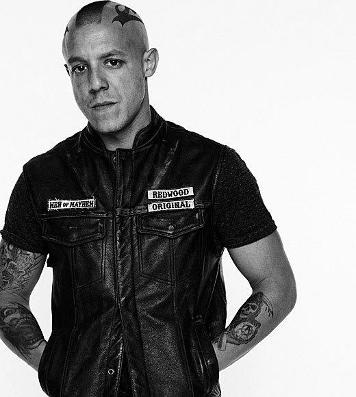 'Sons of Anarchy' Season 5: Theo Rossi
