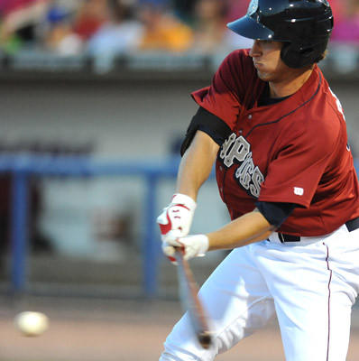 The Lehigh Valley IronPigs took on the Buffalo Bisons Saturday evening at Coca Cola Park.