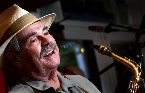 Phil Woods, one of top alto saxophone players in the world, performed recently at the Deer Head Inn in the Poconos. He co-founded the annual Celebration Of The Arts Festival in Delaware Water Gap, which opens next weekend.