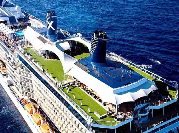 Pictures: The most unique cruise ship features - Celebrity Eclipse pictures