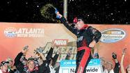 Stenhouse Jr. races to 4th Nationwide win