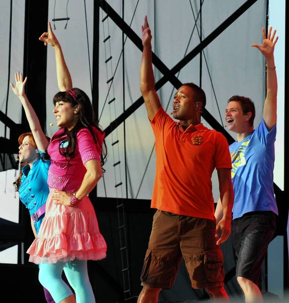 The Fresh Beat Band Kiki Choice Image Wallpaper And Free