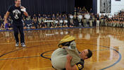 Video: Pep Rally - Raider Nation whoops it up