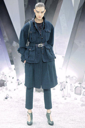 Chanel - Runway RTW - Fall 2012 - Paris Fashion Week