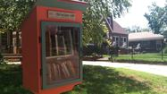 Little Free Libraries attracting readers in Wichita