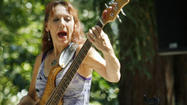 Photo Gallery: Incendio performs at the Descanso Gardens