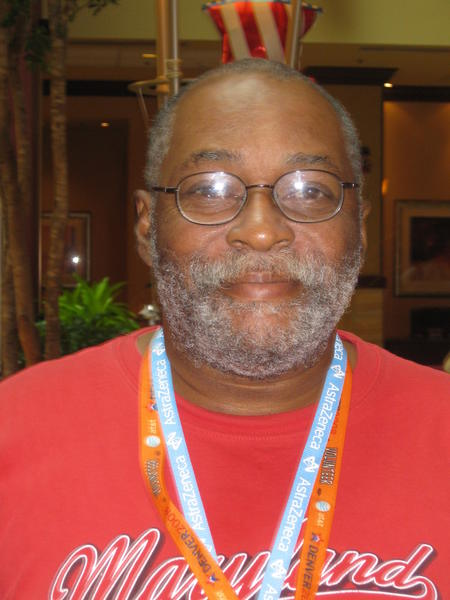 Thomas Graves, of Bolton Hill, is a delegate at the Democratic National Convention.