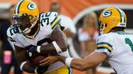 <strong>1. Packers:</strong> The addition of Cedric Benson could give the Packers a dimension they lacked.