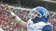 Photo Gallery: Kentucky football vs. Louisville 2012