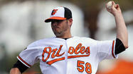 The Orioles added another left-handed reliever to their bullpen Monday, selecting the contract of <strong>Zach Phillips</strong> from Triple-A Norfolk before Monday's series opener in Toronto.