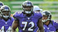 Ravens rookie offensive lineman Kelechi Osemele says the coaching staff has told him he would play a very substantial role this season.