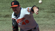 Joe Saunders guides Orioles to 4-0 win over Blue Jays